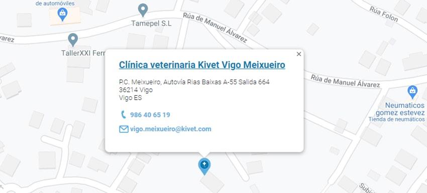 Clínica Veteriania Kivet Meixuerio